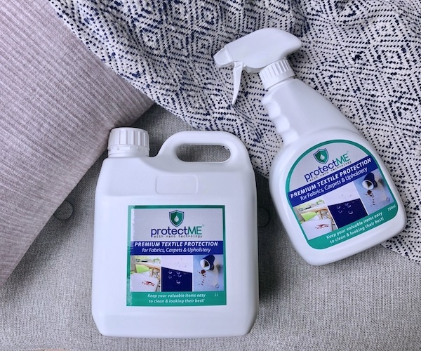 Fabric Protector Spray 750ml & 2 Litre Refill