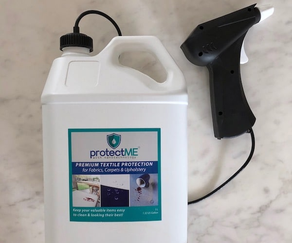 Fabric Protector 5 Ltr w Sprayer - Multi Jobs