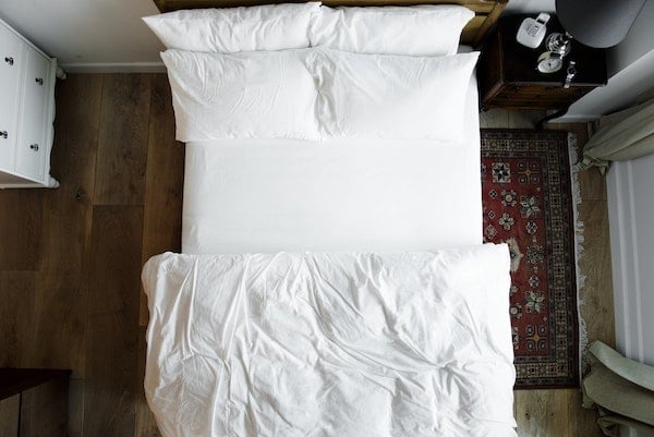 Bedding/mattress protector: why clean when you can protect?