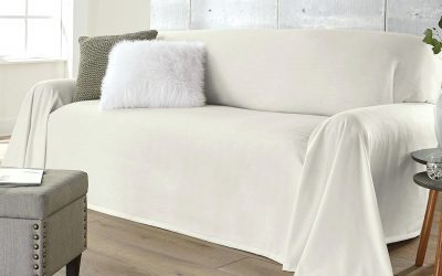 Couch covers: how to keep your couch stain free without them